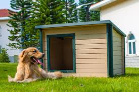 EcoFLEX Rustic Lodge Dog House