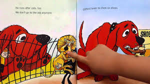 Halloween Books For Toddlers Online by Clifford The Big Red Dog Children Read Aloud Online Book By
