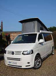 2011 VW T5 With NEW Luxury Campervan Conversion For Sale