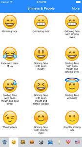 Emoji Meanings Dictionary List on the App Store