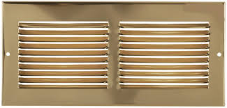 Decorative Return Air Grille 20 X 20 by 13 Decorative Return Air Grille 20 X 20 Brass Grille Return