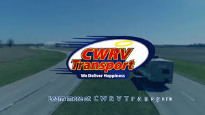 Drive For CWRV Transport - YouTube