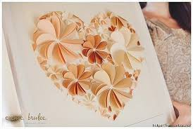 VIEW IN GALLERY Amazing 3D Flower Wall Art Delightful DIY Paper Free Guide And Templates