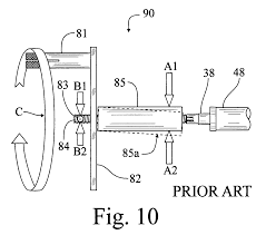 Faucet Handle Puller Youtube by Patent Us7987571 Tool For Pulling Mixing Valve Cartridge Core