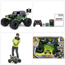 GRAVE DIGGER RC Monster Jam 1:8 Scale 4×4 Radio Control Truck - By ... Remote Control Grave Digger Monster Jam Truck By Traxxas Grave Digger Rc 18 Scale 44 Radio By No Limit World Finals At Diggers Dungeon Video Buy New Bright 143 Top 8 Fantastic Experience Of This Years Rc Cars Webtruck 116 Replica Review Truck Stop Car 110 Ff 4x4 Mini Hot Wheels Giant Vehicle Big W Regarding Monster Truck Race Racing Monstertruck Fs
