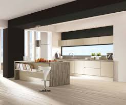 cuisine blanc et noir cuisine bois et blanc unique cuisine blanc et bois ide dco salon