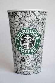The Starbucks Inky Red Cup