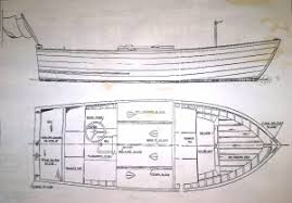 classic wooden boat plans jersey speed skiff