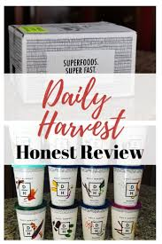 Daily Harvest Review: My Honest Opinion - Organize Yourself ... 5 Marketing Lessons From Daily Harvests Journey To Shipping Harvest Organic Farmfrozen Recipes Delivered Review Coupon Code Olive You Whole What Makes This Smoothie Delivery Subscription Box Msa I Tried 10 Different Food Clothing Boxes And My Honest Opinion Organize Yourself An A Foodie Stays Fit Black Friday Deal Get Your Second Free Ultimate Reviews Musthave For Lovers Smoothies Vegetarians Part 2 Veg