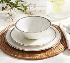 Swirl Melamine Dinner Plate Set of 4