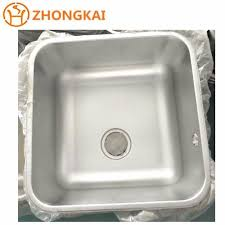 100 stainless steel fish cleaning station with sink