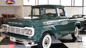 1959 Ford F100 Pickup | S115 | Kansas City 2011 1959 Ford F100 Greenwhite Youtube All Natural Ford Awesome Amazing 2018 Pick Em Ups 4clt01o1959fordf100pjectherobox Hot Rod Network Stress Buster 59 Styleside Pickup Vintage Ad Cars Pinterest Vintage Ads File1959 Truck 4835511497jpg Wikimedia Commons Minor Sensation Fordtruck 12 59ft4750d Desert Valley Auto Parts 247 Autoholic Truck Tuesday