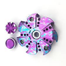 Metalworn Fidget Spinner Cube Stress Arrival Professional EDC Hand Torqbar Brass Toys