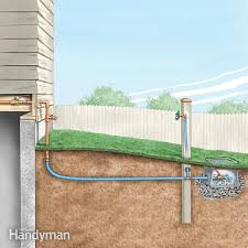 how to install an outdoor faucet family handyman
