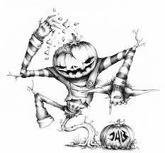 Freddy Krueger Pumpkin by Paride Bertolin