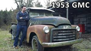 Rusty 1953 GMC Truck - YouTube The Classic 1954 Chevy Truck The Picture Speaks For It Self Chevrolet Advance Design Wikipedia 10 Vintage Pickups Under 12000 Drive Tci Eeering 51959 Suspension 4link Leaf Rare 5window 1953 Gmc Vintage Truck Sale Sale Classiccarscom Cc968187 Trucks Of 40s Customer Cars And Pickup Classics On Autotrader 1949 Chevy Related Pictures Pick Up Custom 78796 Mcg