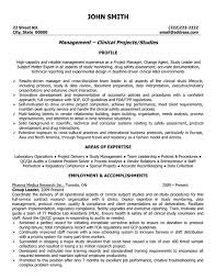 Clinical Projects Manager Professional