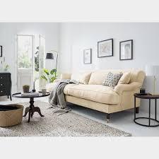 maison belfort sofa stenum cremeweiß webstoff
