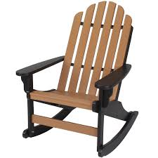 Pawley's Island Essentials Black/Cedar Adirondack Rocker Lakeland Mills Patio Glider With Contoured Seat Slats Briar Hill Adirondack White Cedar Outdoor Rocking Chair 5 Rustic Low Back Rocker Chairs The Ozark New York Craftsman Style Fniture Traditional Porch Sunnydaze Decor Fir Wood Log Cabin Loveseat Fan Design 2person 500 Lbs Capacity Generations Chaircedar Unfinished Branded Fish 25w X 36d 39h 23 Wide Swivel Natural High Double