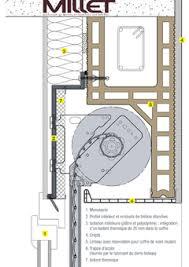 coffre demi linteau terreal le nouveau bloc volet roulant millet pour linteau 24 06 2009