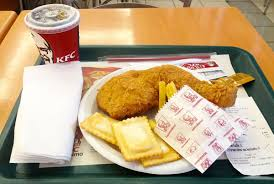 cuisine soldee s smallest kfc sold tiny food in oregon for a day