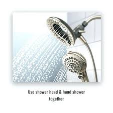 Kohler Bathtubs For Seniors by Shower Head Kohler Artifacts Hydrorail Custom Shower System 2bz