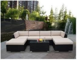 Genuine Ohana 7 Piece Outdoor Wicker Patio Furniture Discount