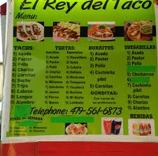 El Rey Del Taco, Fortsmith - Home | Facebook Where To Eat Tacos In Pladelphia El Rey Del Taco Montreal Best Food Ever Tortas On South Orange Blossom Trail Orlando Tasty Javier Cabral Of Munchies This Is Why Las Mexican Still Del Astorias Truck King Curated The Mexico City Michigan Taqueria Detroit Carnitas From Raleighdurham Trucks Roaming Hunger Eat Tacos Montral Tourisme 30 America Zagat