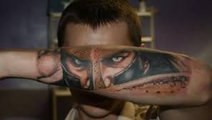 23 Popular Warrior Tattoos And Meanings