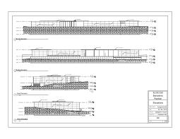 100 Barcelona Pavilion Elevation
