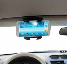 iKross Sun Visor Mount holder Best iPhone stand