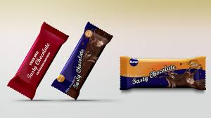 Chocolate Product Packaging Design In Photoshop