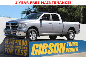 100 Gibson Truck Used 2019 Ram 1500 For Sale Sanford FL 42645