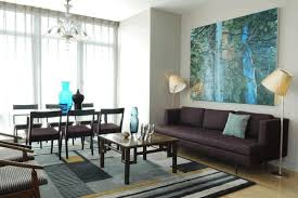 Living Room Black Leather Sofa Sets Shag Area Rugs Abstract Flowers Of Pearl Clusters Exterior