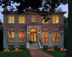 Architecture: Brick Wall With Window Treatment And Arched Doorway ... Alluring Colonial Home Design With Traditions And Culture Building Architecture Hgtv Style Plan Unbelievable House Low Cost Kerala Houses In Architectural Modern Apartments Colonial Style House American Homes Spanish In America Old Restoration Iconic Started Original New Styles Plans Modular 5 Bedroom Luxury Villa Home Design And Youtube