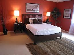 You Will Smile Until Realize Had To Sell Or Stage A House Just Like This Orange Bedroom