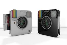 Polaroid Socialmatic the New Printing Instagram Camera LensVid