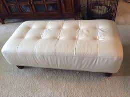 Alessia Leather Sofa Living Room by Alessia Leather Couch And Ottoman For Sale In Rochester Hills Mi