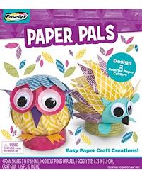 RoseArt Paper Pals Eady Craft Creations