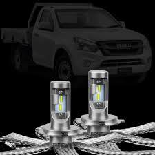 VANQUISH LED HEADLIGHT CONVERSION - EX SX ISUZU D-MAX - LED ... Stedi 7 Inch Iris Led Headlight Motorbike Truck Jeep Wrangler Harley Ece Right Hand Traffic Round 2 Diode Led Lights For Trucks Headlights Lamps Ideas Lllspg9006 9006 Headlight Bulbs With Blue Glow Light Lifetime 2015 Ford F150 Platinum Raptor Upgrade Kit Kc Hilites Gravity Single Trux Accsories 5 34 575inch W Light Bar Corvettes Chevelles 5672018fdf150bixenonhidretfitledprojector Upgrading Your Sealed Beam Halogen Versus The Drive