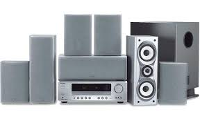 kyo HT S780 Silver 7 1 channel home theater audio system at