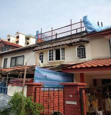 100 Terrace House In Singapore Semi Detached Renovation WuXing Construction Pte Ltd