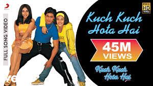 kuch kuch hota hai title track shahrukh khan kajol rani mukerji alka yagnik