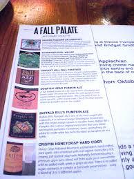 Dogfish Head Pumpkin Ale Calories by October U2013 2010 U2013 Vegology