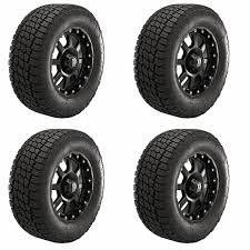 100 Nitto Truck Tires 4x 26570R17 Terra Grappler G2 All Season SUV AT
