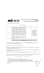 Carta Notificacion Formato