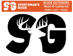 Ohio State Pumpkin Template by 5 Hunt O Lantern Templates For The Outdoor Enthusiast Guide Outdoors