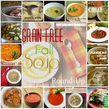 GrainFree Fall Soup RoundUp Townsend Letter Sibo