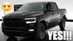 100 Blacked Out Truck 2019 Out RAM 1500 TIME TO ORDER YouTube