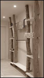 diy handtuch regal idee f rs bad badezimmer badmobel